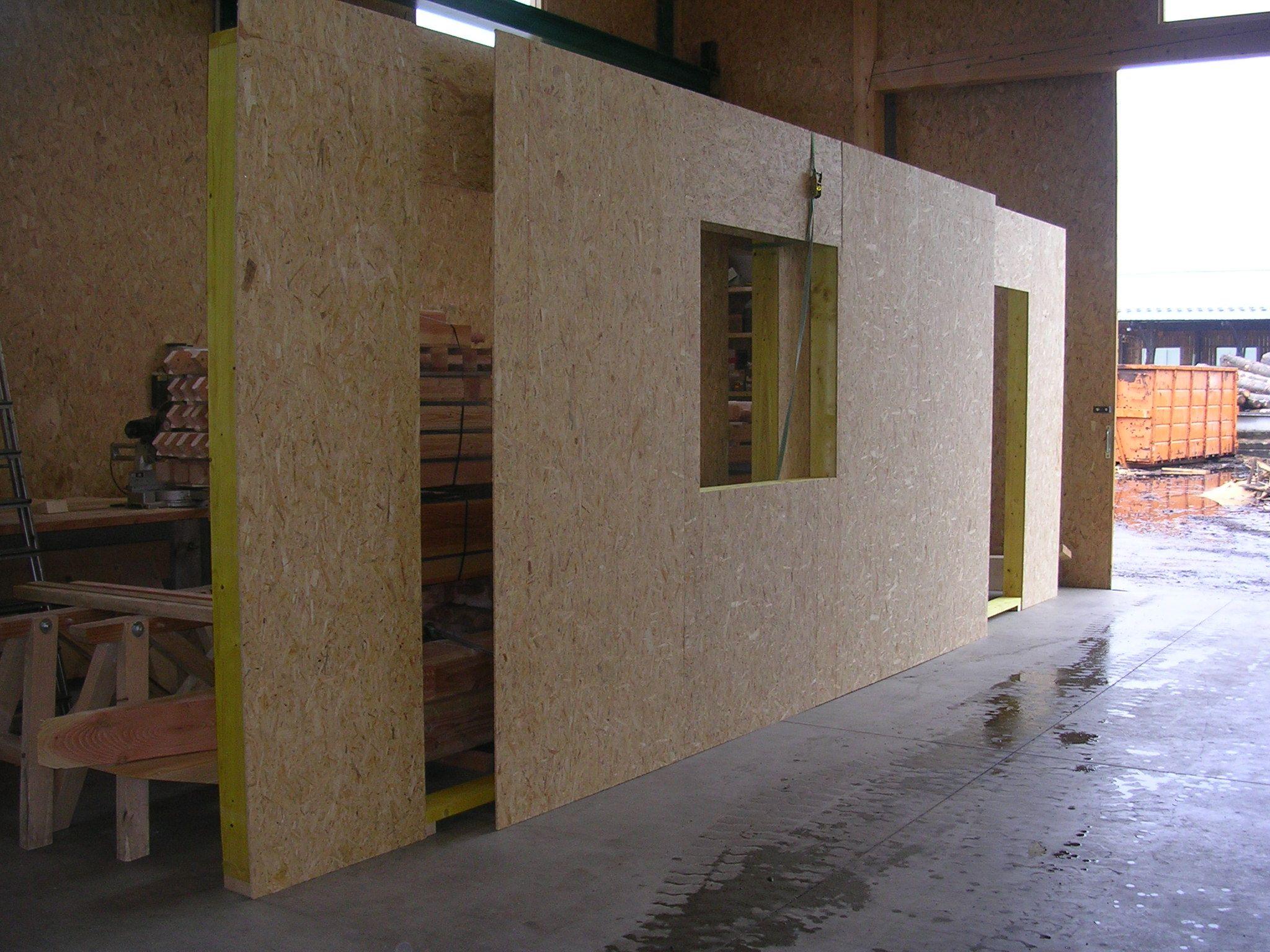 Ma deuxi me autoconstruction d 39 une maison ossature bois for Cout autoconstruction maison
